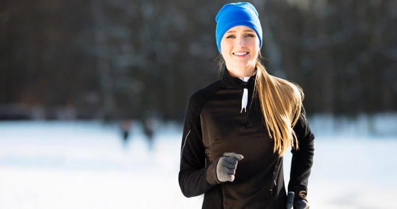 activité physique en hiver